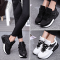 New  Fashion Flats Women Trainers Breathable Sport Woman Shoes Casual Outdoor Walking Women Flats Zapatillas Mujer