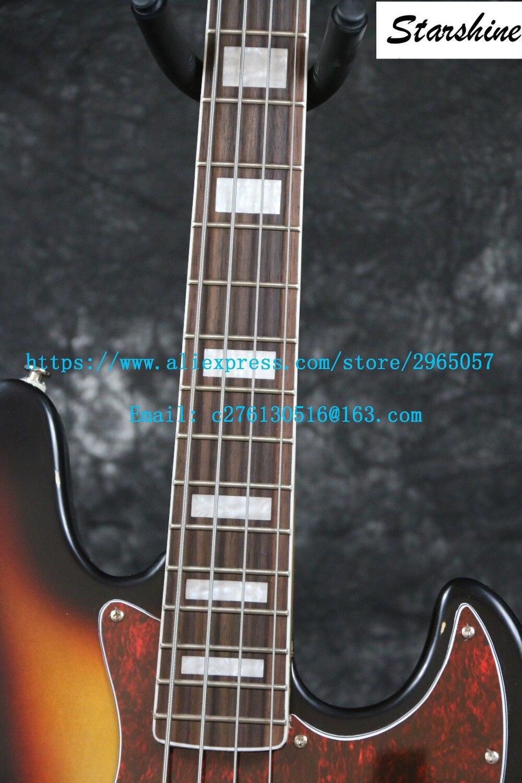 Instock Starshine Relic 1961 FD JAZZ 4 լարային - Երաժշտական գործիքներ - Լուսանկար 3