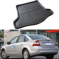 Dongzhen Auto Car Rear Trunk Mat Boot Liner Cargo Floor Mat Tray Sticker Dog Pet Cover