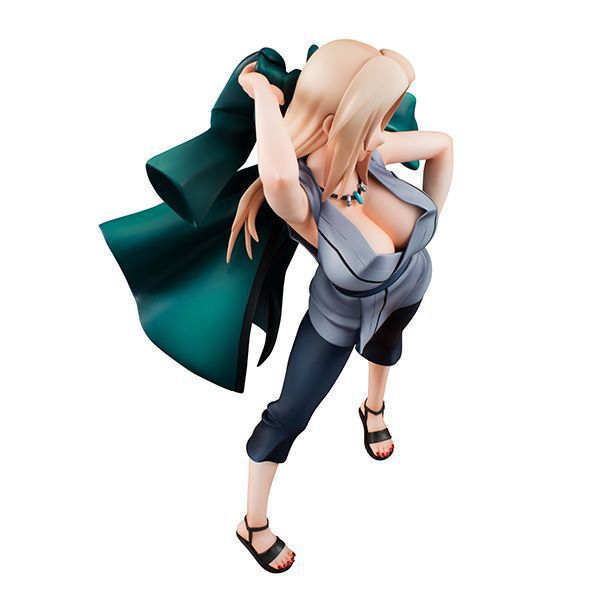 Us 2533 21cm Naruto Sexy Tsunade Action Figure Toys Collection Doll Christmas Gift In Action Toy Figures From Toys Hobbies On Aliexpresscom