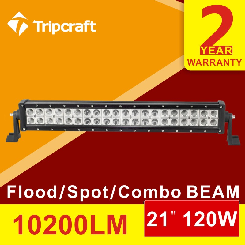 Promotion 12v 24v 120W LED light bar 20 inch led work light bar <font><b>Flood</b></font> beam offroad Vessels,Bus,Off-road vehicles,Trucks,<font><b>Fire</b></font> SUV