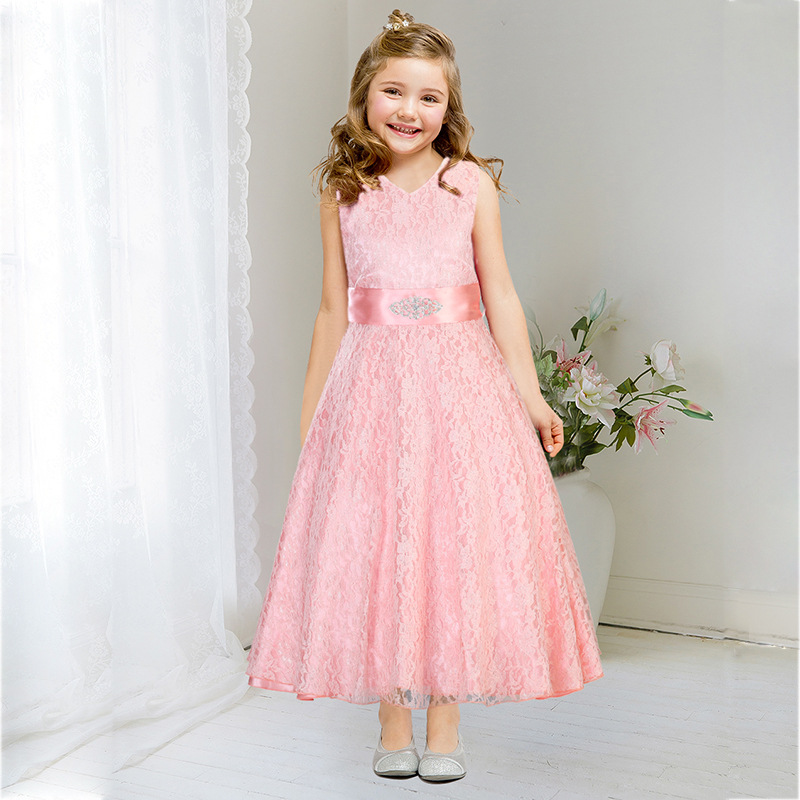 Dance party dress for children Chiffon A girl attending a dance Pretty girl with clothes Carnival costumes Christmas party dress набор sony singstar dance party pack