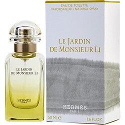 Hermes 266558 Le Jardin De Mone pieceur Li Eau De Toilette Spray - 1.6 oz духи hermes parfums hermes le jardin de monsieur li