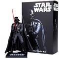"Louco Brinquedos Star Wars Darth Vader PVC Action Figure Collectible Modelo Toy 8 ""20 cm"