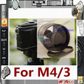 Manual 500mm F8 Mirror Telephoto Lens for Olympus Panasonic M4/3 M43 camera PA069