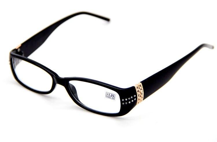 ae7c3ea2e991 Women's Reading Glasses Black Frame Design Cute Readers Trendy Specs 1.0 ~  4.0