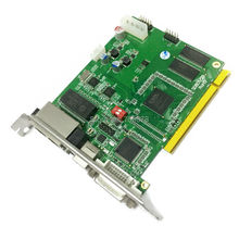 LINSN Gönderme Kart TS802D, tam Renkli LED Video Ekran LINSN TS802 Kart Gönderme