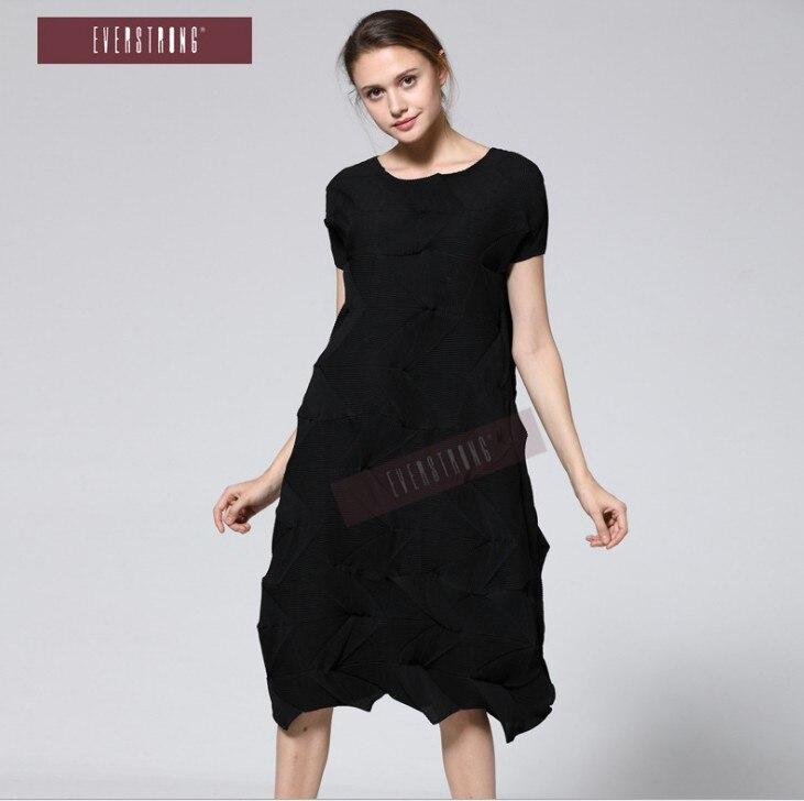 S 4XL High Quality 2019 Summer Runway Fashion New Bright Color Printing Slim Thin Long Dress Temperament Leisure Women Dresses - 2