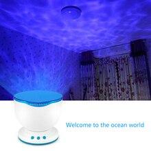 Multicolor Romantic Aurora Master LED Light Ocean Wave Light Projector Lamp