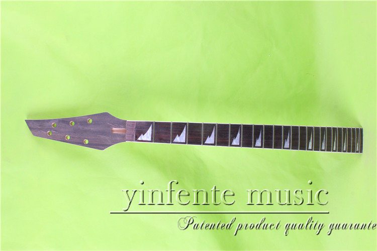 jkx-0098+2#      25.5 Electric guitar neck   Bolt on rosewood    fingerboard fine quality  21 fret jkx 0091 right 25 5 electric guitar neck bolt on rosewood fingerboard fine quality 21 fret