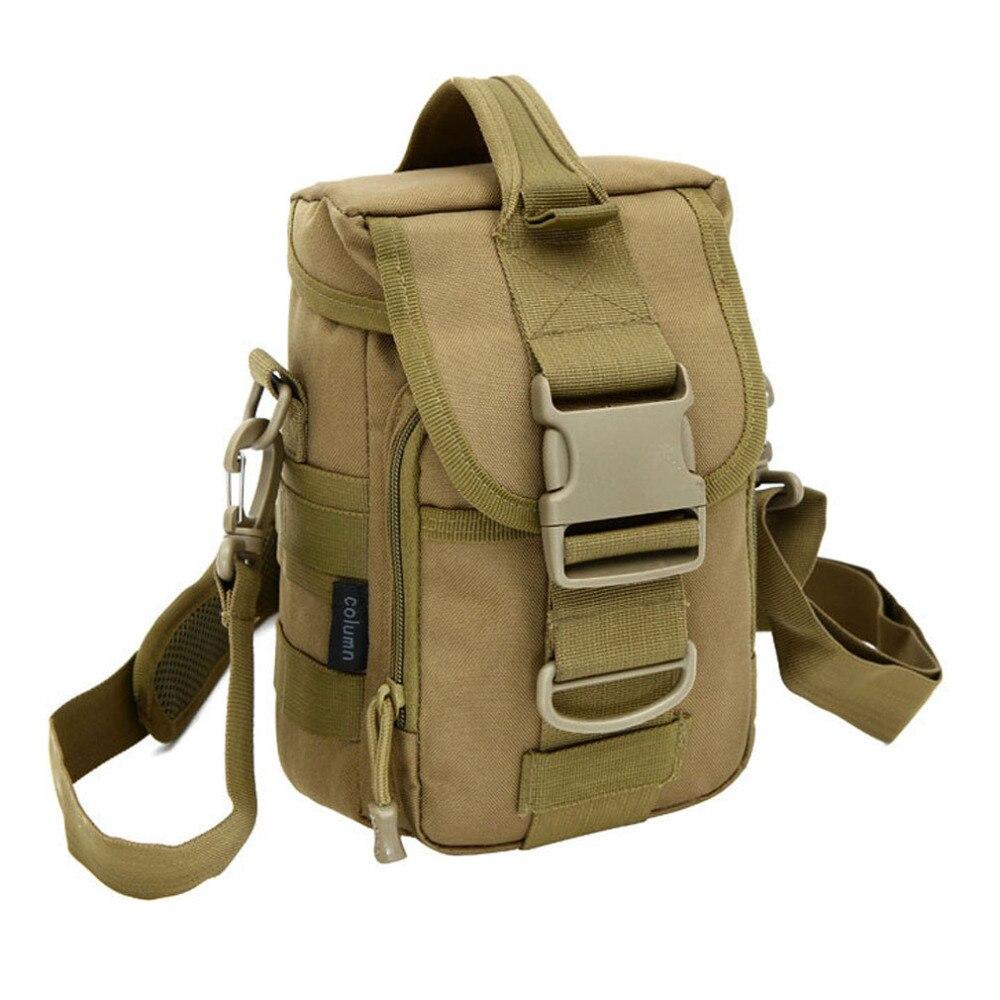 High Quality New Men 1000D Nylon Military Travel Riding Tool Shoulder Messenger Handbag high quality military nylon shoulder bag green sand color