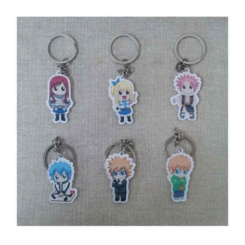 Live For Lucy Keyring