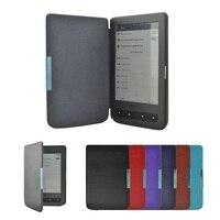 PU Leather EBook Case For Pocketbook Mini Funda Ultra Slim Magnet Flip Cover For Pocket Book