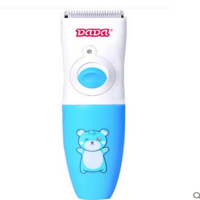 Envío gratis bebé encantador Mini cortadora de cabello recortador USB carga rápida impermeable
