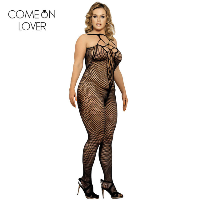 8b476965c HE3126 Newest arrival hot transparent bodystocking women full body hollow  black fishnet body stocking plus size sexy lingerie