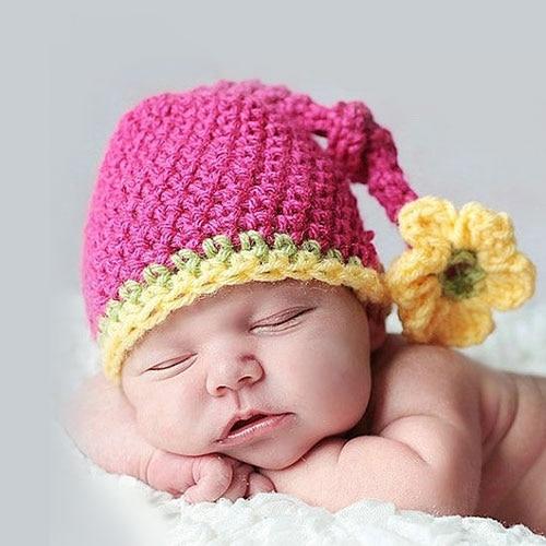 114048689a3 Beautiful Newborn Baby girl Hat