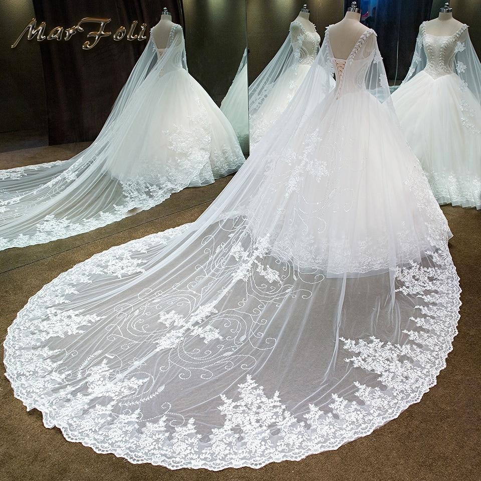 New Fashion Elegant Crystal Beading Wedding Dresses