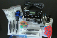Tattoo Starter Kit Machine Guns Supply Set Equipment Rotary Tattoo Machine Gun Tattoo Kit Complete