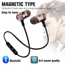 Teamyo Wireless Headphones Bluetooth Earphone Handsfree Gaming Headset For Huawei Samsung Xiaomi Bluetooth Auriculares earbuds(China)