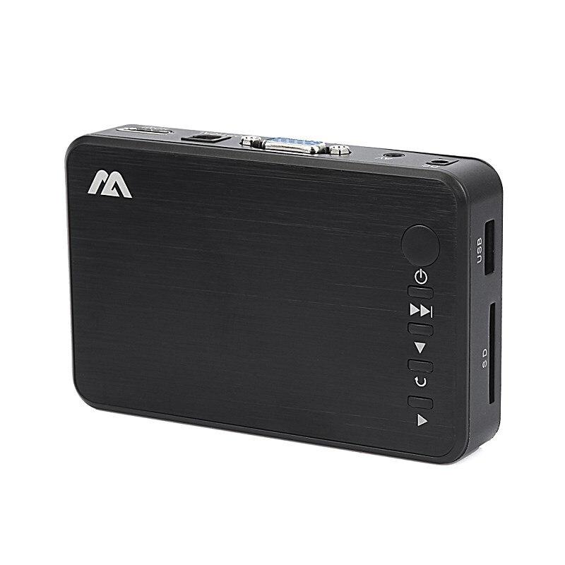 REDAMIGO Full HD 1080 p Media Player Mini Soutien Full HD 1080 p HDMI MKV HDD Media Player Center OTG SD MMC HDDK6