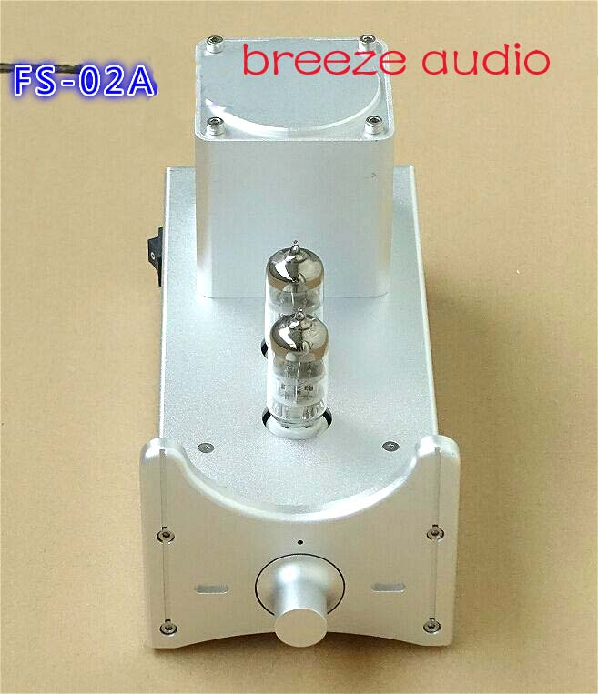 Breeze audio FS-N2A   6N2 tube  preamplifier with wonderful soundBreeze audio FS-N2A   6N2 tube  preamplifier with wonderful sound