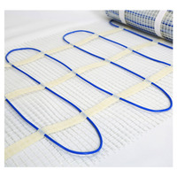 1.5sqm 240W Twin Conductor Electric Underfloor Heating Mats For Warm Floor, Wholesale P160 1.5