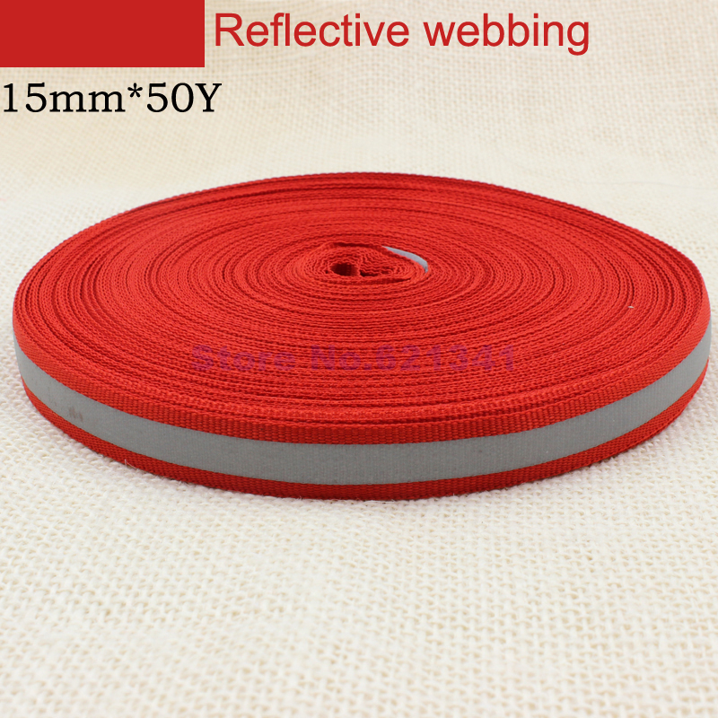 1 2 High Reflective Ribbons Tape 20mm 25mm 50mm Width 10 Yards For Diy Shoes Bags Clothes Outdoor Warning Webbing Accessories Superior Materials Arts,crafts & Sewing