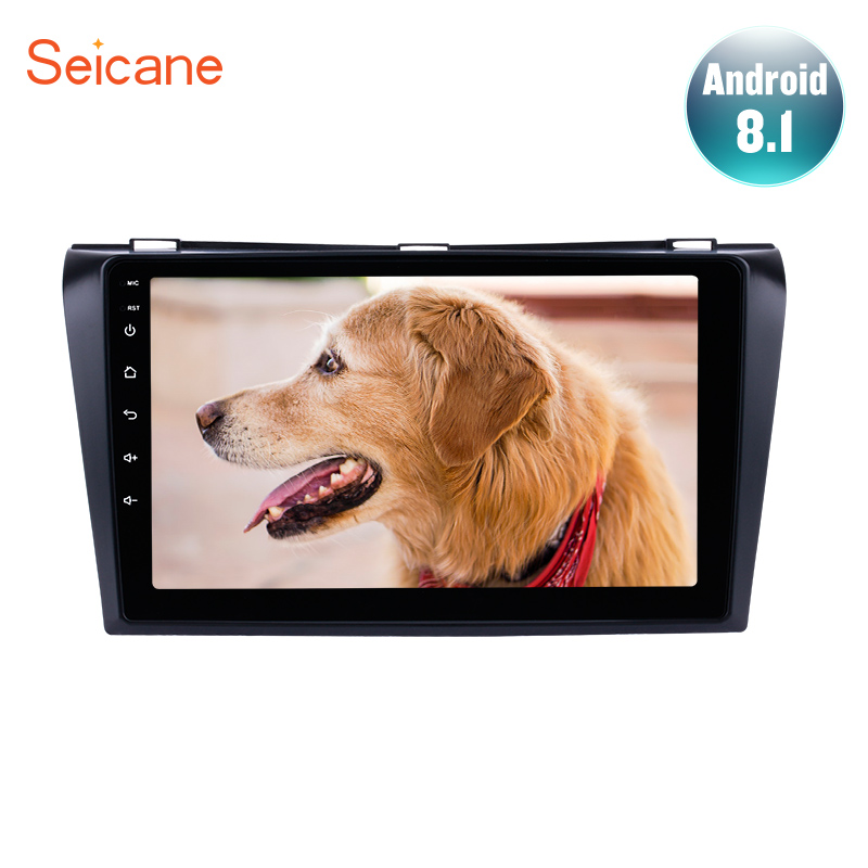 Seicane Android 8 1 9 inch IPS 8 Core GPS Car Radio Multimedia Player for 2004