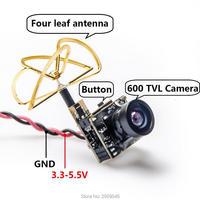 AKK V2 5 8G 48CH 25mW VTX 600TVL 1 3 Cmos AIO FPV Camera With Clover