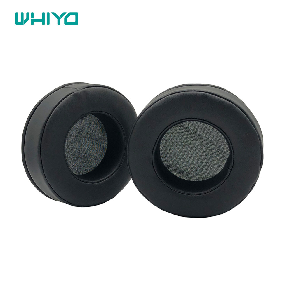Whiyo 1 Pair of Ear Pads Cushion Cover Earpads Earmuff Replacement Cups for <font><b>SteelSeries</b></font> <font><b>Siberia</b></font> <font><b>800</b></font> Headphones Accessories image