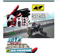 RS-TAICHI403 Mesh cloth and leather gloves Motorcycle gloves racing gloves Free shipping 3 color