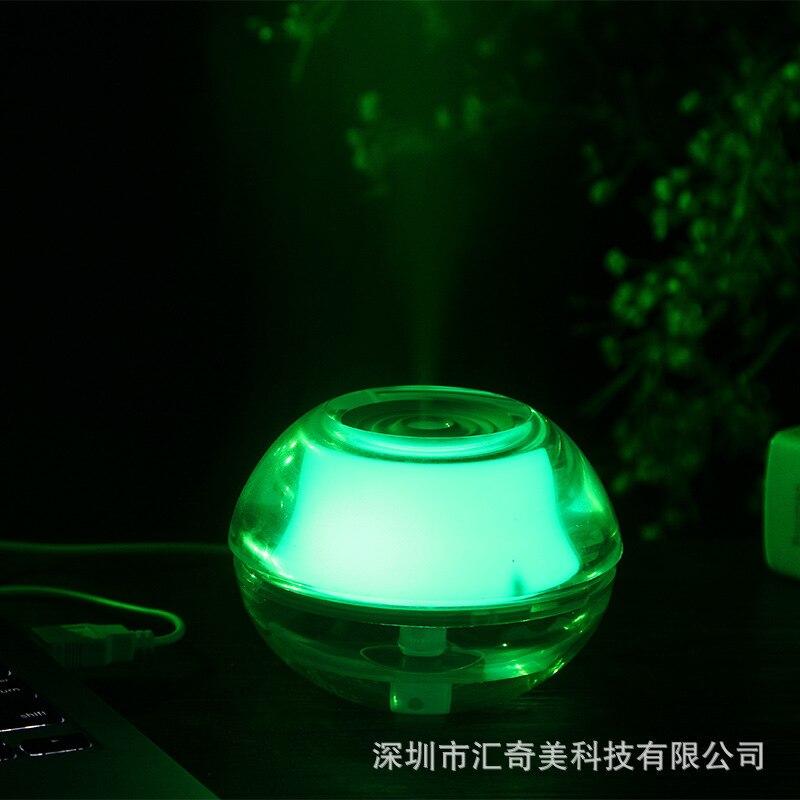 Crystal USB գիշերային լամպի լուսավոր - Կենցաղային տեխնիկա - Լուսանկար 5
