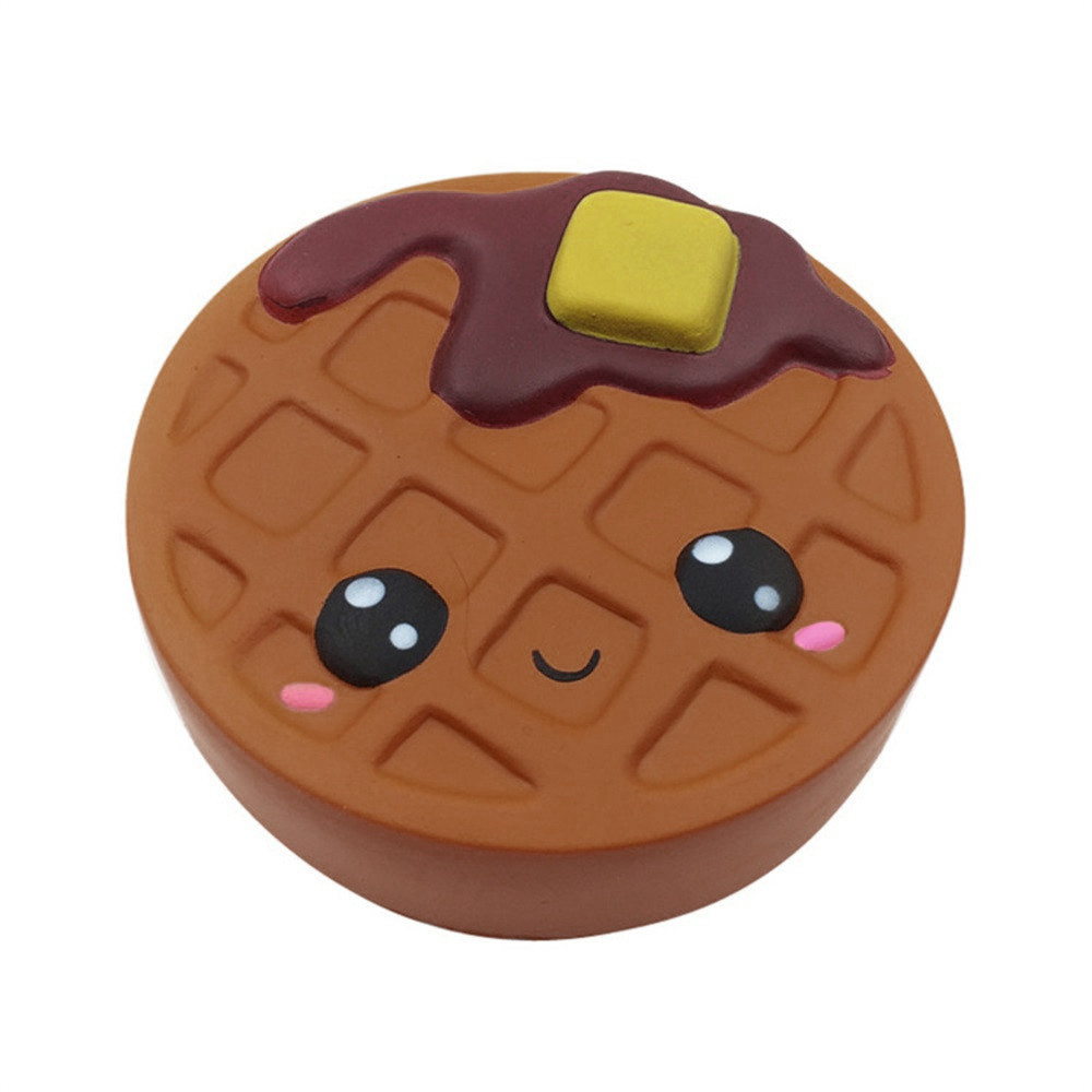 Kawaii Toast Bread For Squishy Jumbo Toy Kids Best 14cm Slow Rising Squishies Cake Toy Collection Gift Toy Phone Strap Key Charm Cellphones & Telecommunications Mobile Phone Accessories