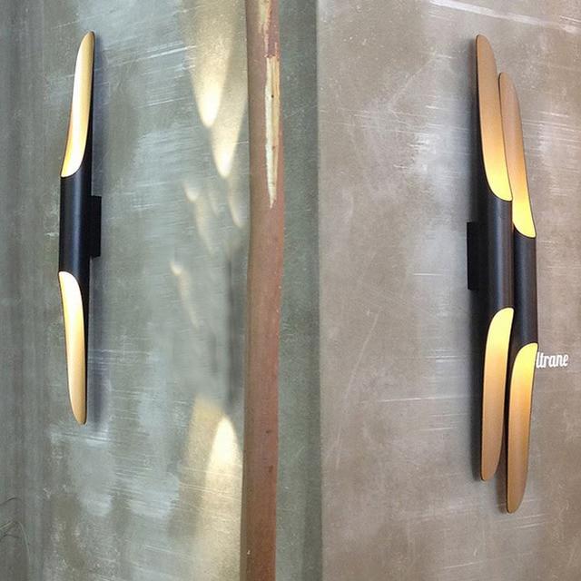Bambou Moderne Créatif Murale Applique Minimaliste Personnalité A1 kiuOPTXZ