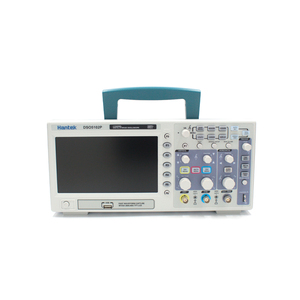 Image 3 - Цифровой осциллограф Hantek DSO5102P, 100 МГц, 2 канала, 1GSa/s, частота дискретизации в реальном времени, USB осциллограф