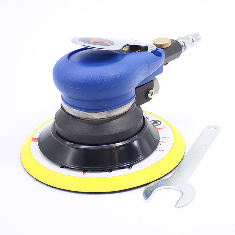 "6 Inches Air Sander Pneumatic Polishing Machine 6"" Air Polisher Grinder Tool-in Pneumatic Tools from Tools on"