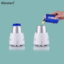 Kbxstart 350ml Portable Refrigerator Cold Drink Cup Instant Cooling Cooler Freezer Desktop Freezing Machine Kettle