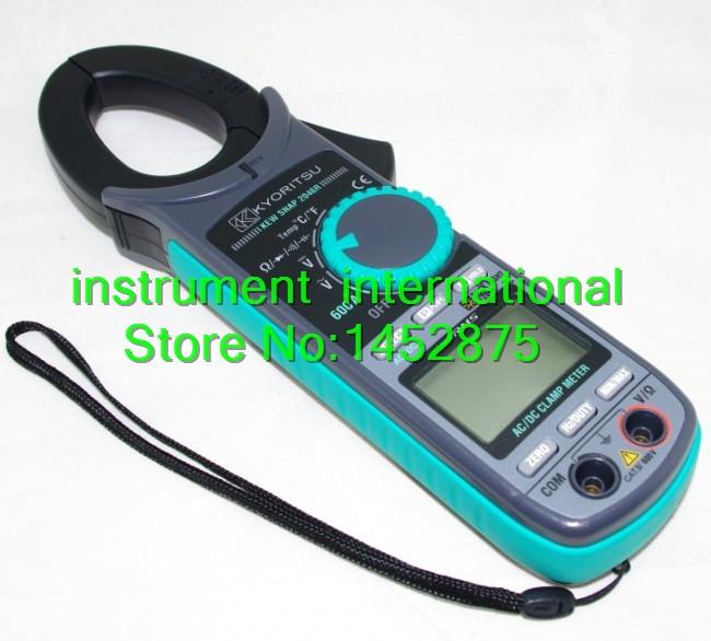 US $251 5  kyoritsu 2046R AC/DC Digital Clamp Meters True RMS !!NEW!!-in  Clamp Meters from Tools on Aliexpress com   Alibaba Group