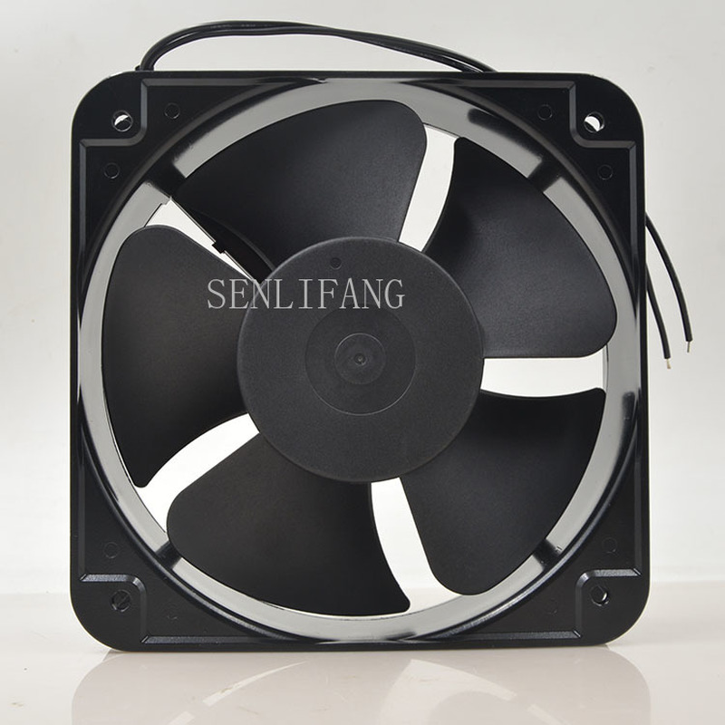 Free Shipping Brand New Genuine MQ20060HBL2 220v 0.38A 60W 200*60MM Industrial Axial Cooling Fan