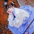 2016 древние китайские костюмы принцессы одежда фея женской одежды династии тан женщина привет q hanfu женский костюм