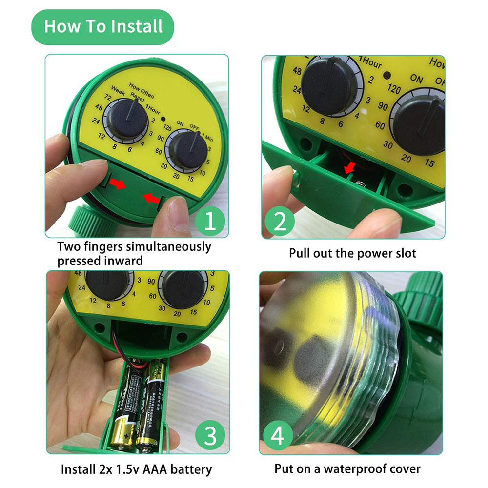 HTB1pSETauL2gK0jSZFmq6A7iXXaE 30m Automatic Micro Drip Irrigation System Garden Irrigation Spray Self Watering Kits with Adjustable Dripper