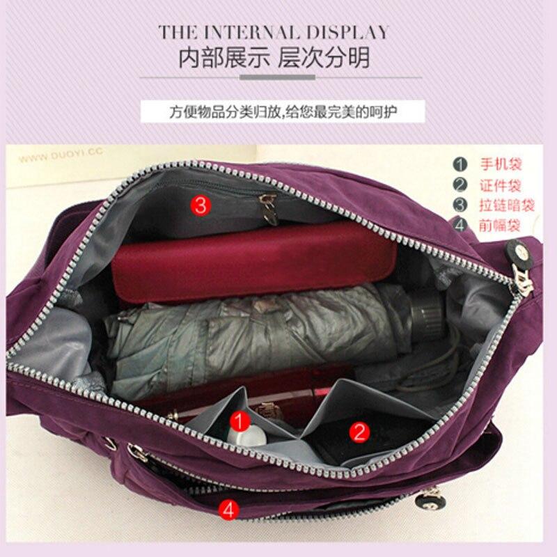 Nuevos bolsos para la madre Bolsos para bebés Pañalero para la - Pañales y entrenamiento para ir al baño - foto 4