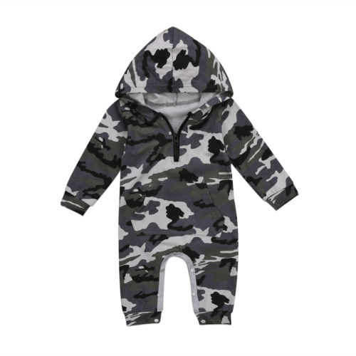Newborn Baby Boy Girls Clothing Cotton Romper Jumpsuit Long Sleeve Army Green Cute Clothes Baby Boys Outfit Clothes newborn infant baby girls boys rompers long sleeve cotton casual romper jumpsuit baby boy girl outfit costume