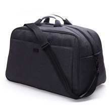 TINYAT Men Large Travelling Bag Over-sized Nylon Duffle Handbag Trip Women Shoulder luggage Bag Totes Weekender Bag 40L T305(China)