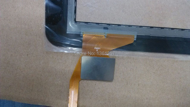 New original 9.7 inch tablet capacitive touch screen F0321 X Raece 0371-V03-C free shipping