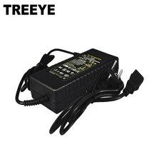 48V 3A TREEYE DC fonte de Alimentação Adaptador de Carregador para CCTV Câmera POE