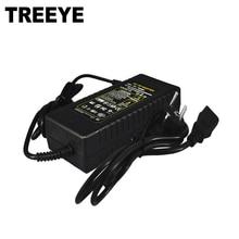 TREEYE DC Güç Kaynağı 48V 3A Adaptörü Şarj CCTV POE Kamera