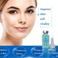 Super Price! Hot Brand Pucomary Hyaluronic Acid liquid essence Serum Cream anti-wrinkle moisturizing  firming Makeup 2pcs