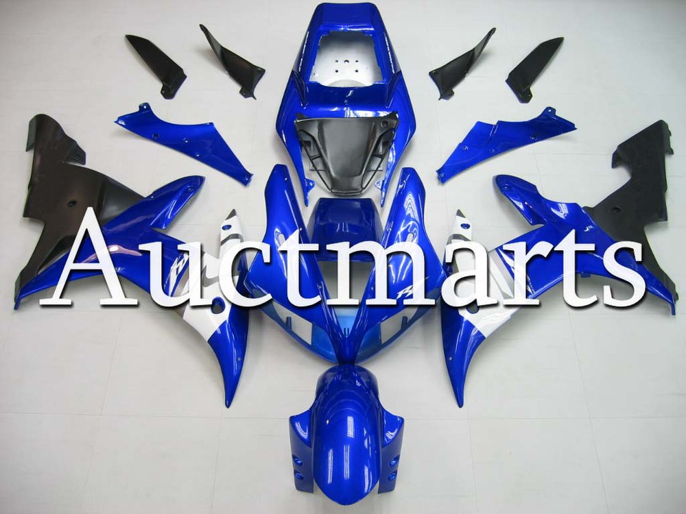 For Yamaha YZF 1000 R1 2002 2003 YZF1000R inject ABS Plastic motorcycle Fairing Kit  YZFR1 02 03 YZF1000R1 YZF 1000R CB01