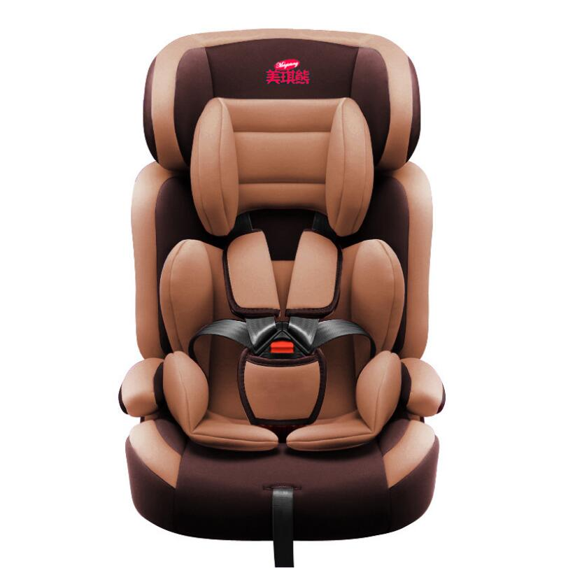 Adjustable Baby Car Seat Group 1/2/3 (9-36 kg) Child Safety Booster Seat for 9 Months-12 Years ...